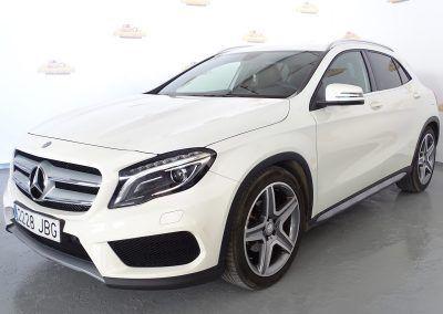 Mercedes GLA 200D Amg Line