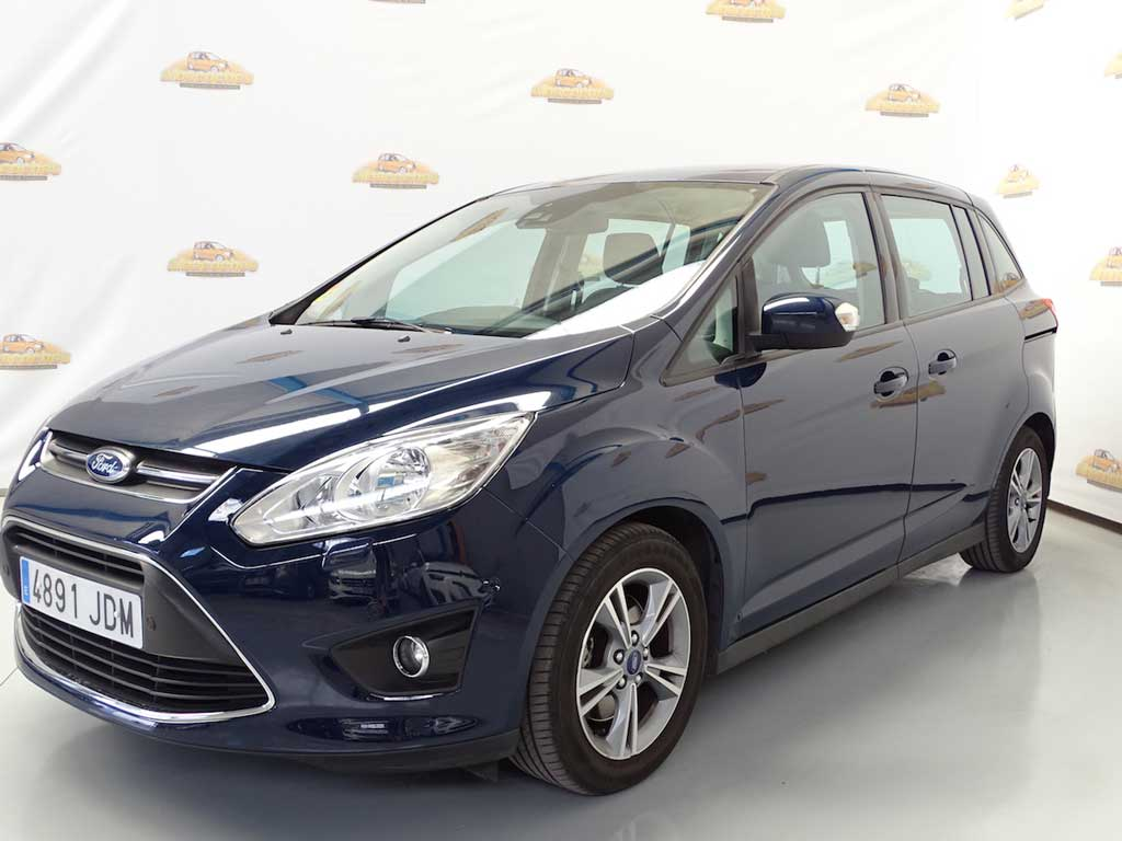 FORD GRAND C-MAX 1.6 TDCI 115 AUTO START-STOP EDITION