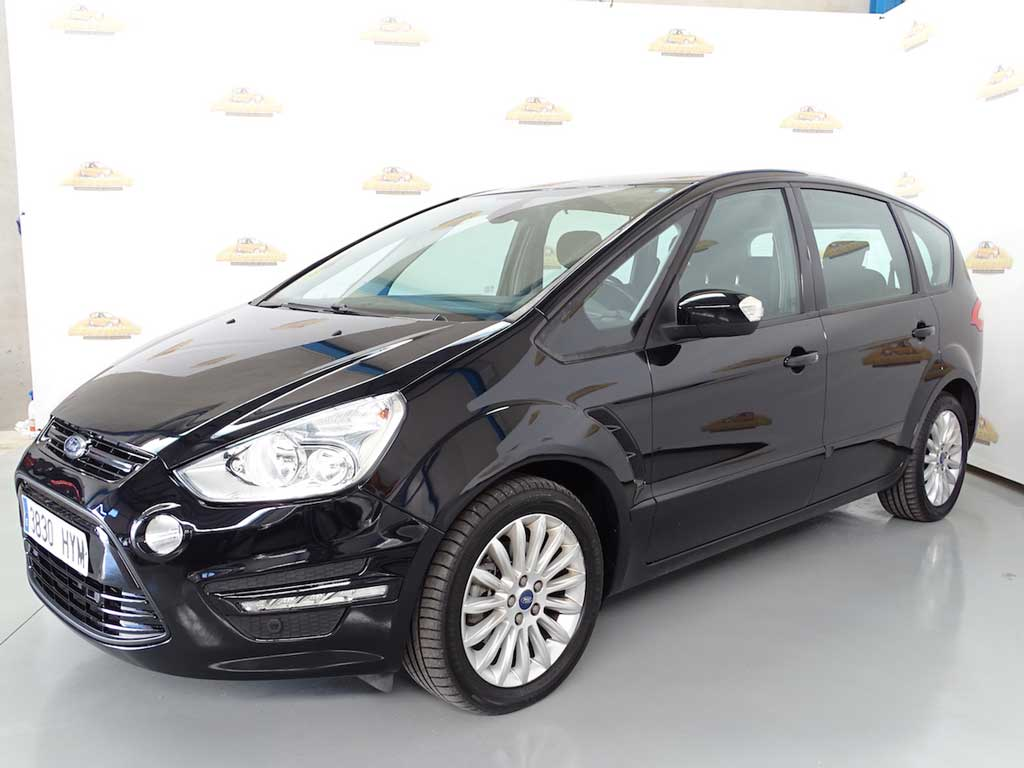 FORD SMAX 2.0 TDCi 140cv Limited Edition